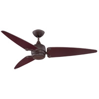 Savoy House Mistral 1 Light Ceiling Fan in Espresso 54-506-313-129