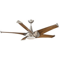 Savoy House Ariel 1 Light Ceiling Fan in Satin Nickel 58-818-5CN-SN alternative photo thumbnail