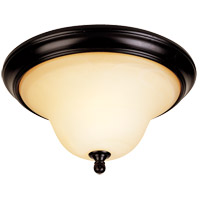 Savoy House Sutton Place 1 Light Flush Mount in English Bronze 6-1706-11-13