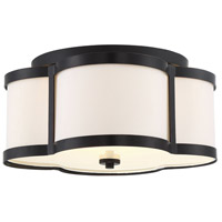 Savoy House 6-2706-3-44 Lacey 3 Light 16 inch Classic Bronze Semi-Flush Mount Ceiling Light