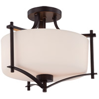 Savoy House 6-334-2-13 Colton 2 Light 15 inch English Bronze Semi-Flush Mount Ceiling Light alternative photo thumbnail