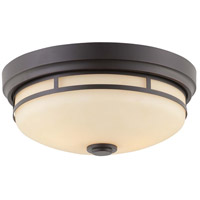 Savoy House Signature 2 Light Flush Mount in Slate 6-3340-13-25 photo thumbnail