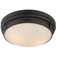 Savoy House 6-3350-16-13 Lucerne 3 Light 15 inch English Bronze Flush Mount Ceiling Light alternative photo thumbnail