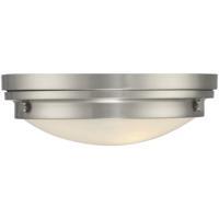 Savoy House 6-3350-16-SN Lucerne 3 Light 15 inch Satin Nickel Flush Mount Ceiling Light