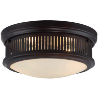 Savoy House Sanford 2 Light Flush Mount in English Bronze 6-3360-13-13