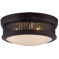 Savoy House Sanford 3 Light Flush Mount in English Bronze 6-3360-15-13