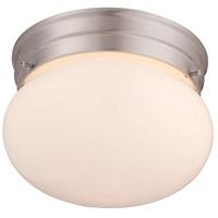 Savoy House 6-600-7-SN Signature 1 Light 8 inch Satin Nickel Flush Mount Ceiling Light