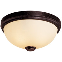 Savoy House Thornbury 2 Light Flush Mount in New Tortoise Shell 6-6817-13-56 photo thumbnail