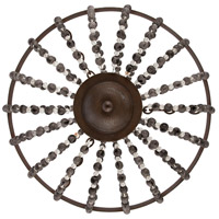 Savoy House 6-7403-3-39 Mallory 3 Light 18 inch Fossil Stone Semi-Flush Ceiling Light, Convertible alternative photo thumbnail