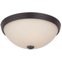 Savoy House Signature 2 Light Flush Mount in English Bronze 6-781-11-13
