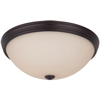Savoy House Signature 2 Light Flush Mount in English Bronze 6-781-13-13