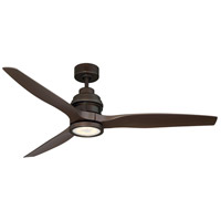 Savoy House 60-5025-313-13 La Salle 60 inch English Bronze Ceiling Fan