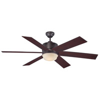 Savoy House Velocity 1 Light Ceiling Fan in English Bronze 60-820-613-13 photo thumbnail