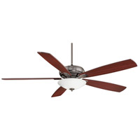 Savoy House Wind Star Ceiling Fan in Brushed Pewter (Light Kit Not Included) 68-227-5HK-187