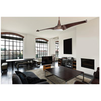 Savoy House 68-818-2WA-35 Ariel 68 inch Byzantine Bronze with Walnut Blades Ceiling Fan in White Frosted alternative photo thumbnail
