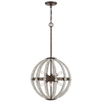 Savoy House 7-9990-6-94 Desoto 6 Light 18 inch Avignon Pendant Ceiling Light