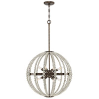 Savoy House 7-9991-8-94 Desoto 8 Light 23 inch Avignon Pendant Ceiling Light