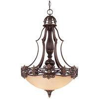 Savoy House Southerby 3 Light Pendant in Florencian Bronze 7-0154-3-76 photo thumbnail