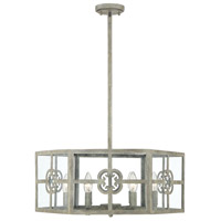 Savoy House 7-0400-6-140 Dalton 6 Light 19 inch Misty Sky Pendant Ceiling Light