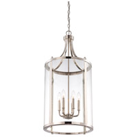 Savoy House 7-1041-6-109 Penrose 6 Light 16 inch Polished Nickel Foyer Lantern Ceiling Light, Medium alternative photo thumbnail