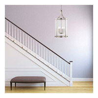 Savoy House 7-1041-6-109 Penrose 6 Light 16 inch Polished Nickel Foyer Lantern Ceiling Light alternative photo thumbnail