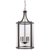 Savoy House 7-1041-6-13 Penrose 6 Light 16 inch English Bronze Foyer Lantern Ceiling Light, Medium photo thumbnail