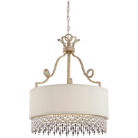 Savoy House Palais 3 Light Pendant in Gold Dust 7-1052-3-122