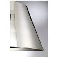 Savoy House 7-131-1-109 Alden 1 Light 18 inch Polished Nickel Pendant Ceiling Light alternative photo thumbnail