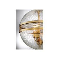 Savoy House 7-201-4-322 Stirling 4 Light 20 inch Warm Brass Pendant Ceiling Light alternative photo thumbnail