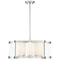 Savoy House 7-21001-5-109 Ridgefield 5 Light 24 inch Polished Nickel Pendant Ceiling Light