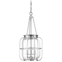 Savoy House 7-2137-3-11 Magnum 3 Light 13 inch Polished Chrome Pendant Ceiling Light