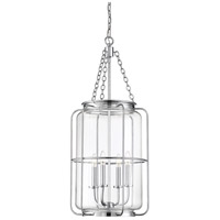 Savoy House 7-2138-4-11 Magnum 4 Light 16 inch Polished Chrome Pendant Ceiling Light