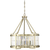 Savoy House 7-2141-5-127 Cologne 5 Light 25 inch Noble Brass Pendant Ceiling Light