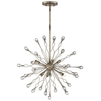 Savoy House 7-2145-6-128 Kinston 6 Light 21 inch Oxidized Silver Pendant Ceiling Light