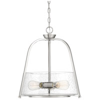 Savoy House 7-2180-3-SN Dash 3 Light 18 inch Satin Nickel Pendant Ceiling Light
