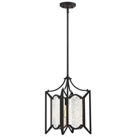 Savoy House 7-2182-1-13 Chandler 1 Light 10 inch English Bronze Pendant Ceiling Light