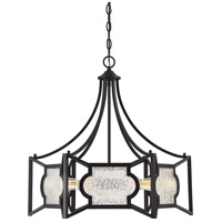 Savoy House 7-2186-6-13 Chandler 6 Light 25 inch English Bronze Chandelier Ceiling Light
