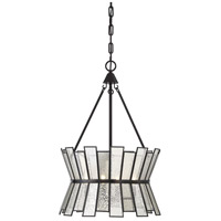 Savoy House 7-2190-4-13 Chapelle 4 Light 18 inch English Bronze Pendant Ceiling Light