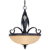 Savoy House Carmel 4 Light Pendant in Slate 7-226-4-25