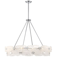 Savoy House 7-2351-12-11 Vasare 12 Light 38 inch Chrome Pendant Ceiling Light