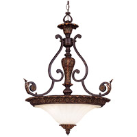 Savoy House Cordoba 3 Light Pendant in Antique Copper 7-4087-3-16