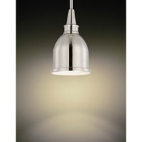 Savoy House 7-4131-1-109 Vintage 1 Light 7 inch Polished Nickel Mini Pendant Ceiling Light alternative photo thumbnail