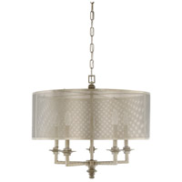 Savoy House 7-4306-5-242 Structure 5 Light 24 inch Aged Steel Pendant Ceiling Light alternative photo thumbnail