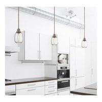 Savoy House Orsay 1 Light Mini Pendant in Industrial Steel 7-4332-1-27