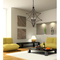Savoy House Society Collection 3 Light Pendant in English Bronze 7-4352-3-13 alternative photo thumbnail