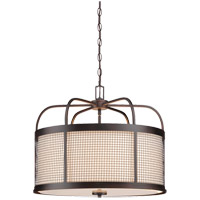 Savoy House San Rafael 6 Light Pendant in English Bronze 7-4732-6-13
