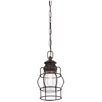 Savoy House Vintage Pendant 1 Light Mini Pendant in English Bronze 7-5061-1-13