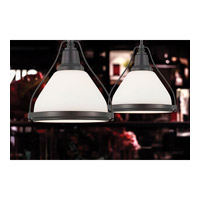 Savoy House Signature 1 Light Pendant in English Bronze 7-5375-1-13