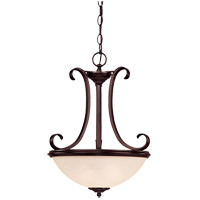 Savoy House Willoughby 2 Light Pendant in English Bronze 7-5785-2-13