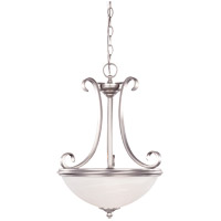 Willoughby 2 Light 15 inch Pewter Pendant Ceiling Light
